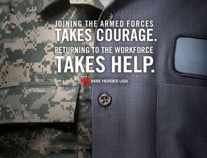 "The transition from military service to civilian employment does not need to be ""rough""; a little training goes a long way."